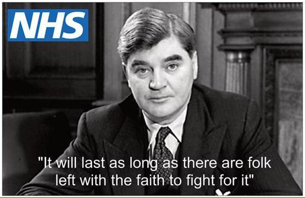 NHS nye bevan